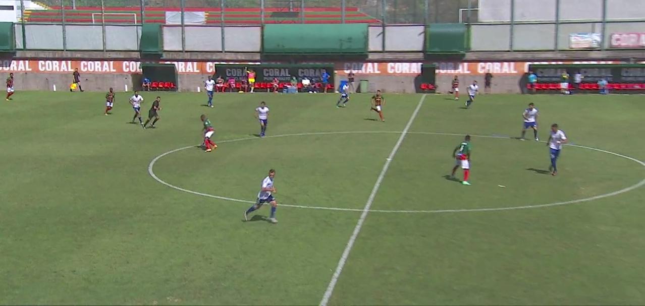 SC Vianense goleado na Madeira na abertura do Campeonato de Portugal