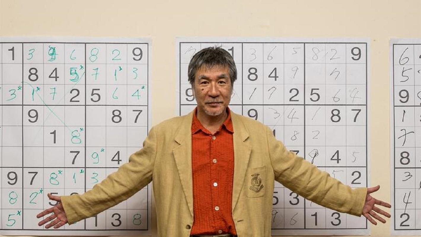 """""""Pai"""" do Sudoku morre no Japão aos 69 anos"""