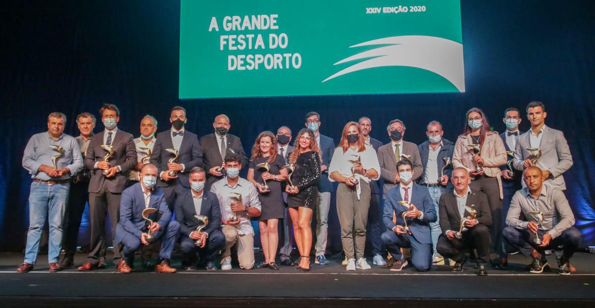 """XXIV Edição dos Troféus Desportivos """"O Minhoto"""" foram entregues em Viana do Castelo"""