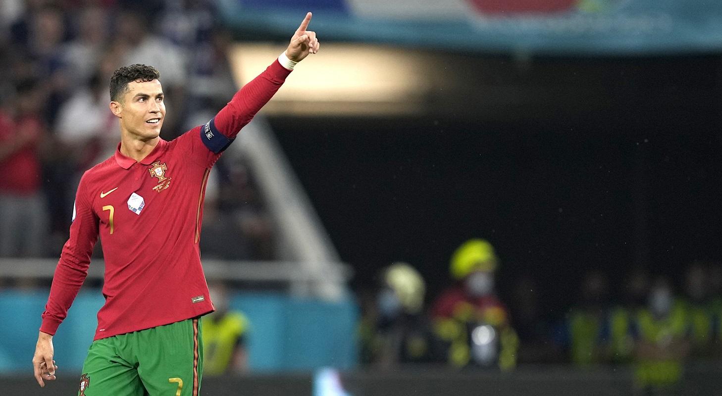 Recorde de Cristiano Ronaldo permite reviravolta de Portugal sobre Irlanda
