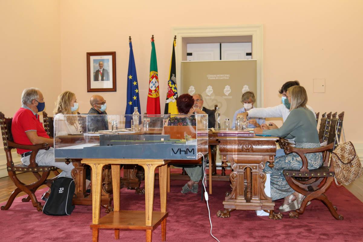 Viana do Castelo: USF Meadela adjudicada por 2,2 milhões de euros