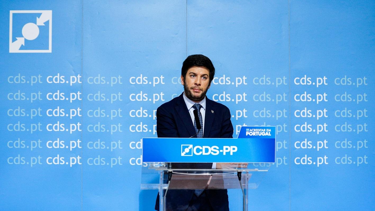 Autárquicas: CDS-PP com objetivo de aumentar eleitos em clima de contestação interna