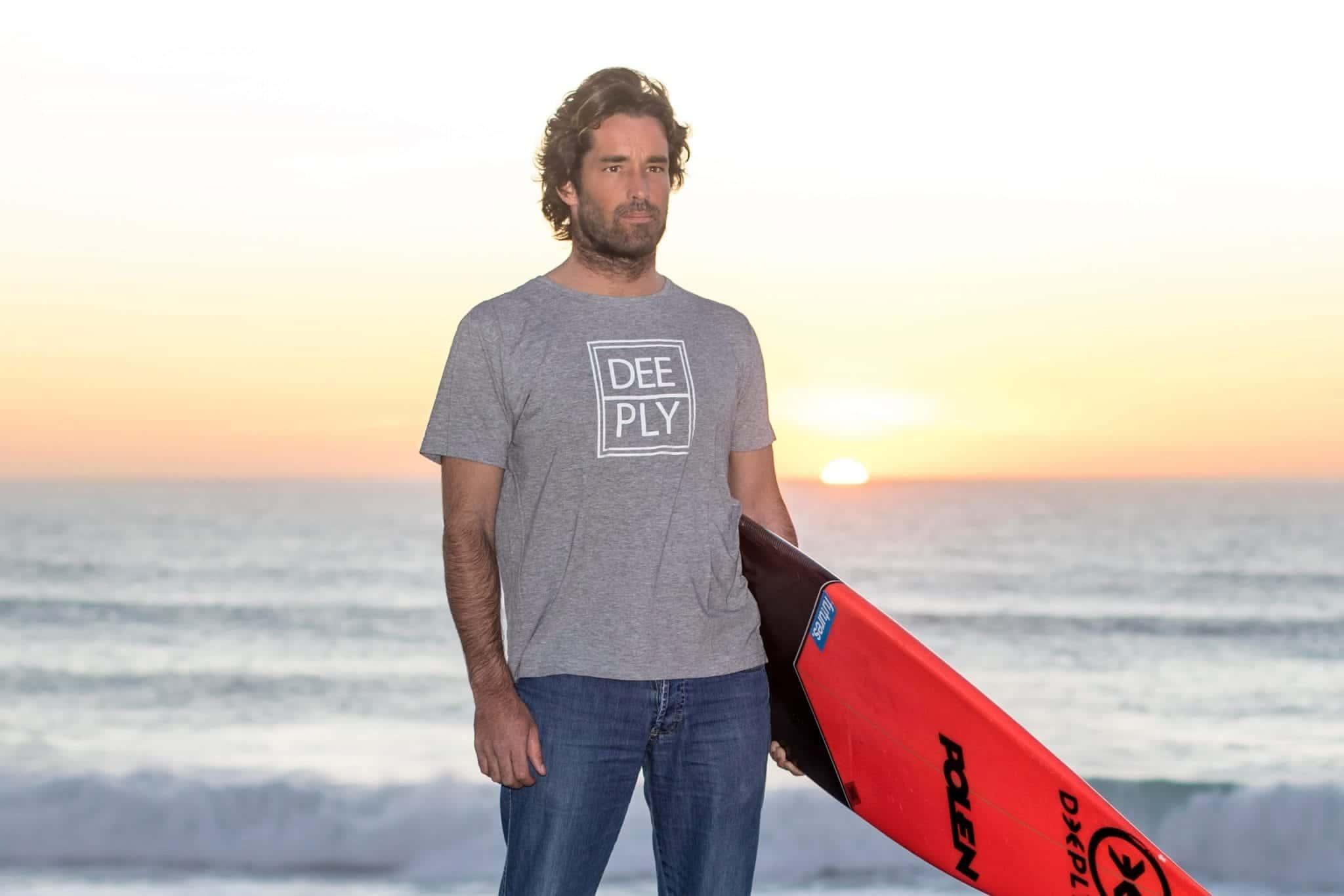 Arda Surf School e Feel Viana Sport Hotel organizam Surf Training Camp com João Guedes