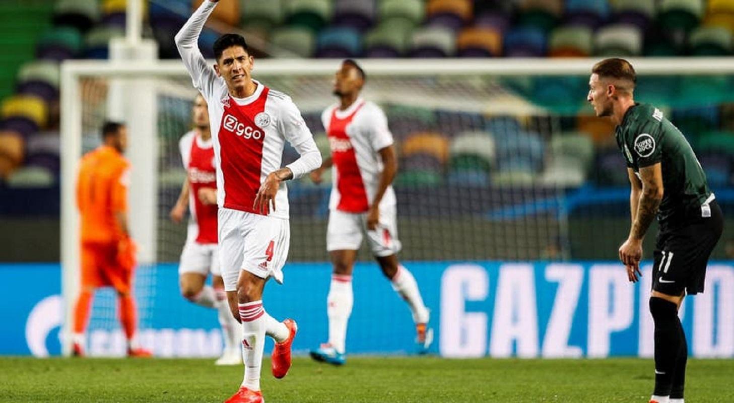 Sporting goleado em casa pelo Ajax no regresso à 'Champions'