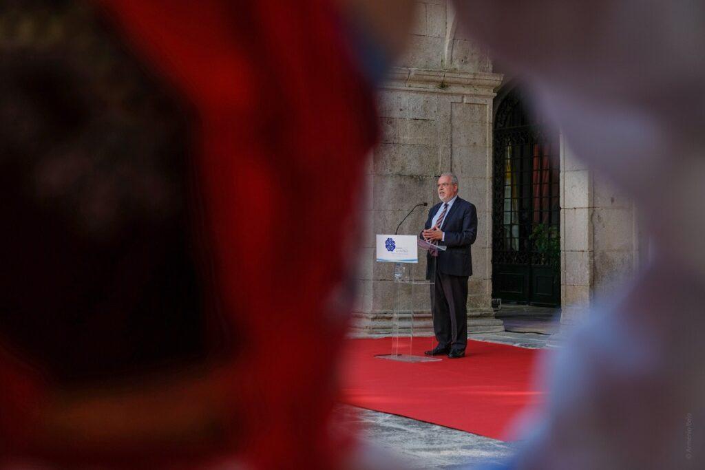 """Viana do Castelo candidata-se com """"um mar de cultura"""" a Capital Europeia da Cultura em 2027"""