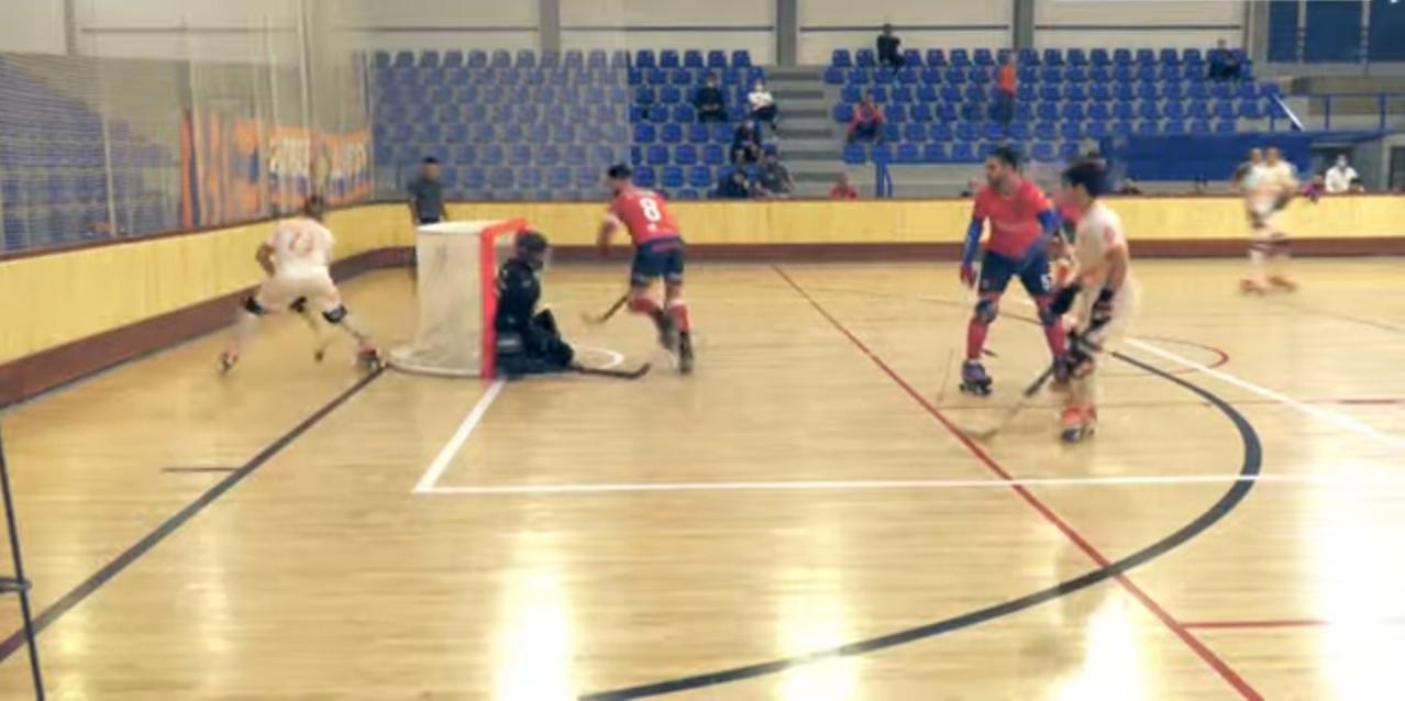 Juventude de Viana soma terceira derrota consecutiva no campeonato de hóquei em patins
