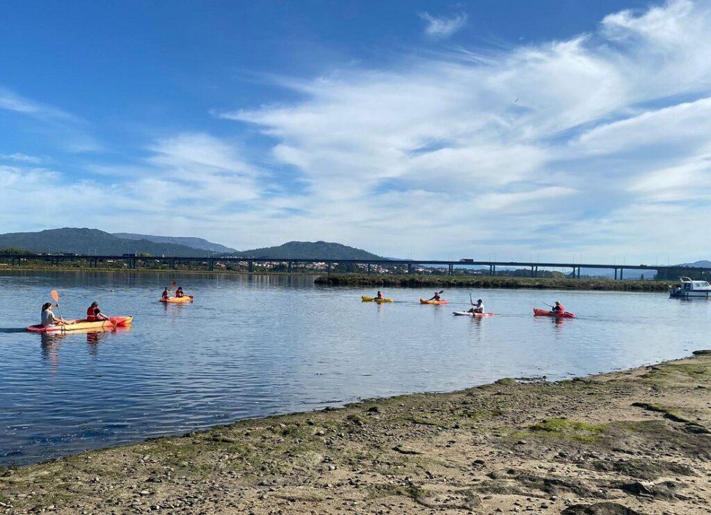 Darque Kayak Clube e APPACDMjuntos na Semana Europeia do Desporto