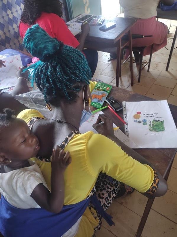 IPVC: Antigas alunas da ESE participaram em missão humanitária na Guiné-Bissau