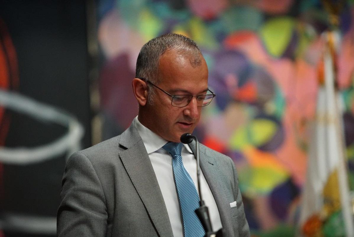 Rui Teixeira toma posse como presidente da Câmara Municipal de Vila Nova de Cerveira