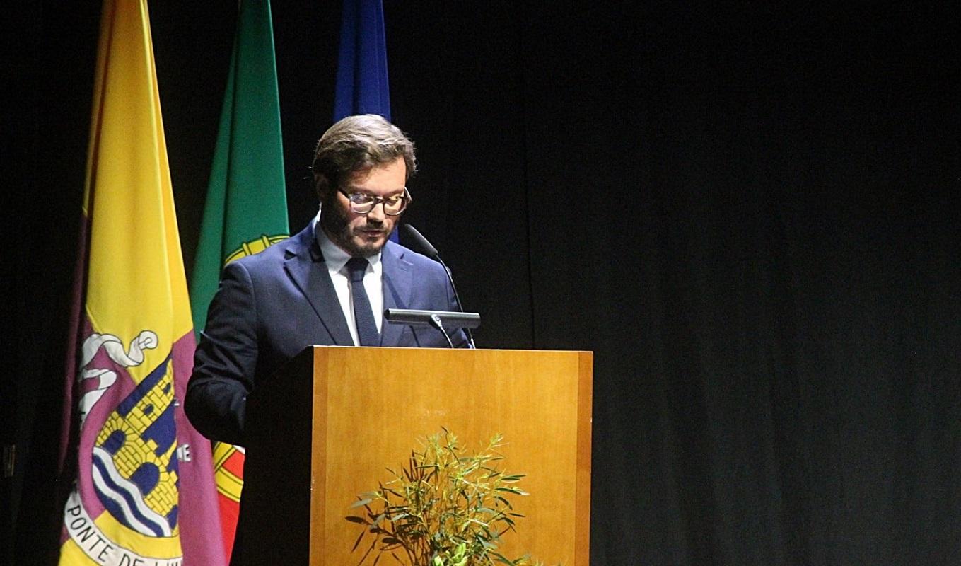 Novo presidente da Câmara de Ponte de Lima quer envolver sociedade civil na governação