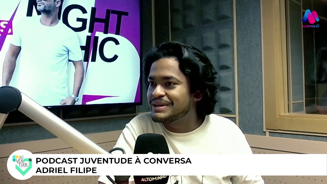 Juventude à Conversa [Ep.04] | Adriel Filipe